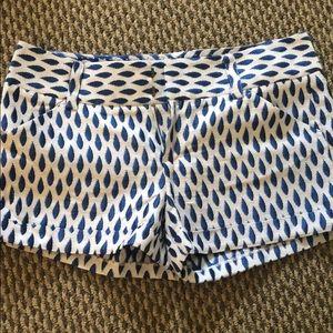 Alice and Olivia shorts